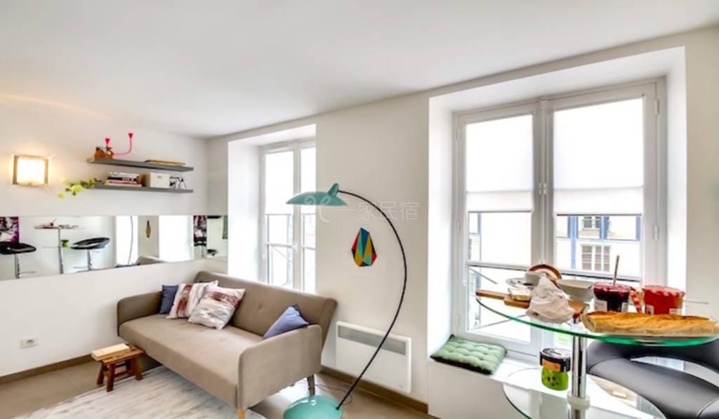 安格恩五号公寓-巴黎十区歌剧院
