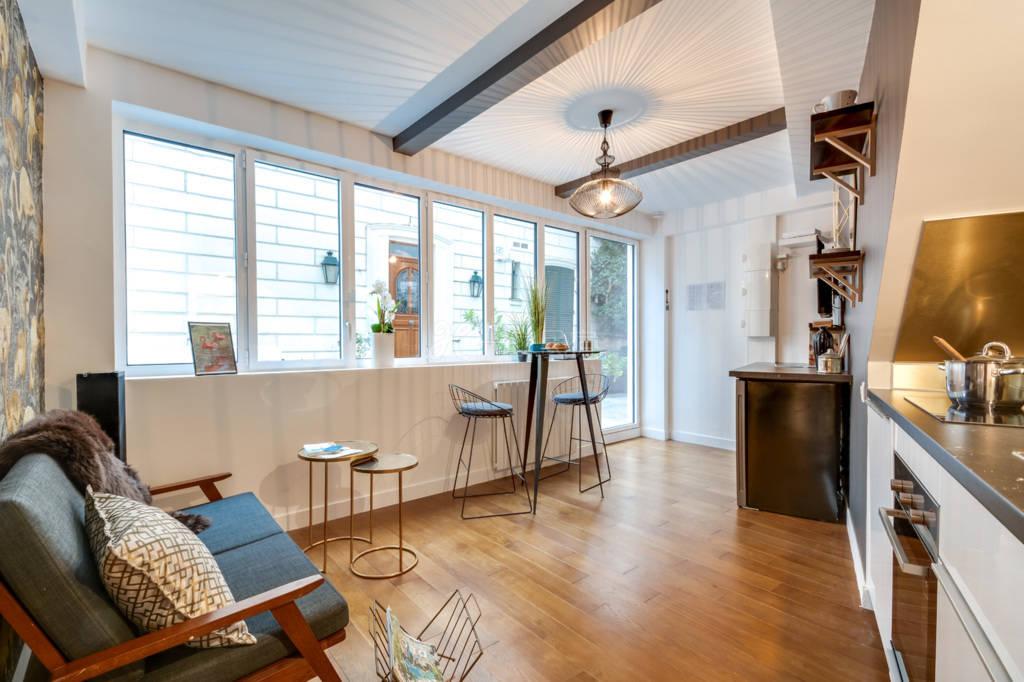 贝蒂二号公寓-巴黎18区蒙马特高地