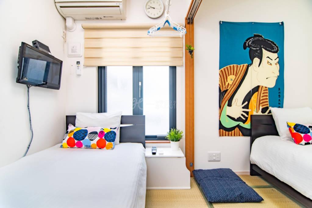 公寓式酒店:全新一栋秋叶原浅草天空树迪士尼台场