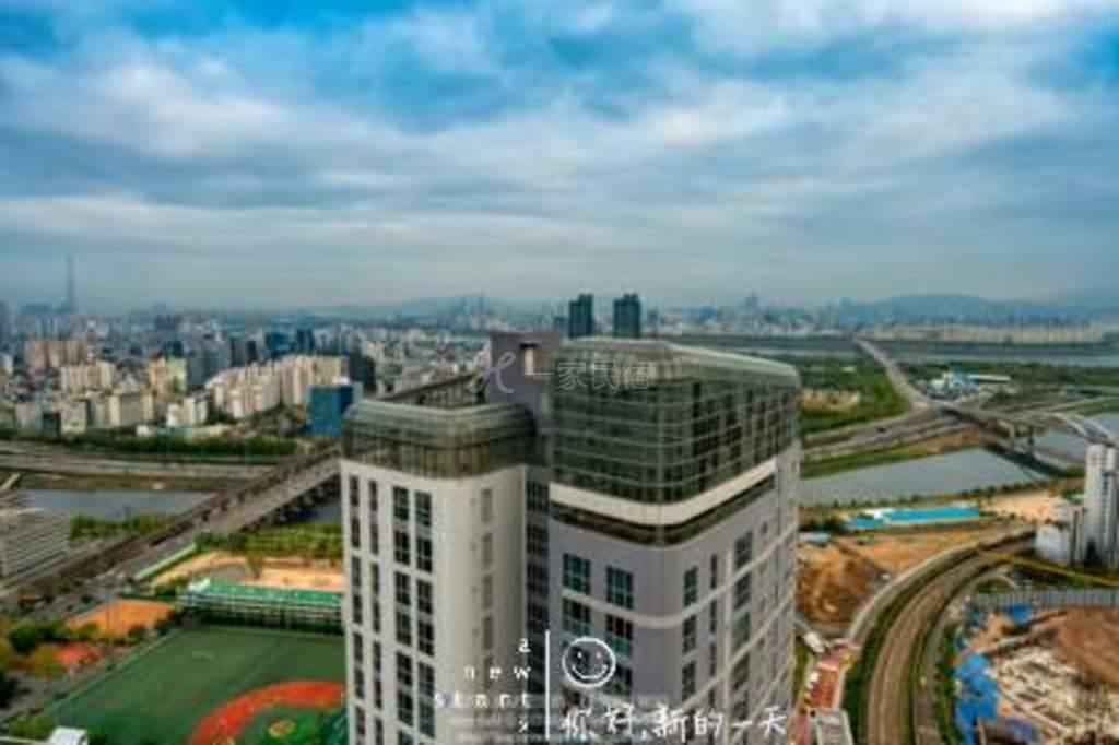 首尔高档公寓  城市里舒适的二人房间R1