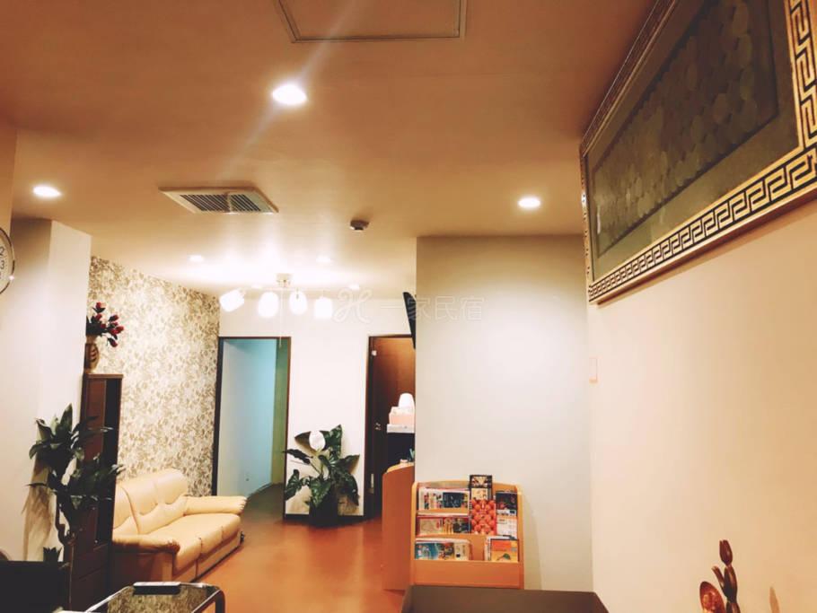 大阪中心地段三房二厅可住8位购物观光首选
