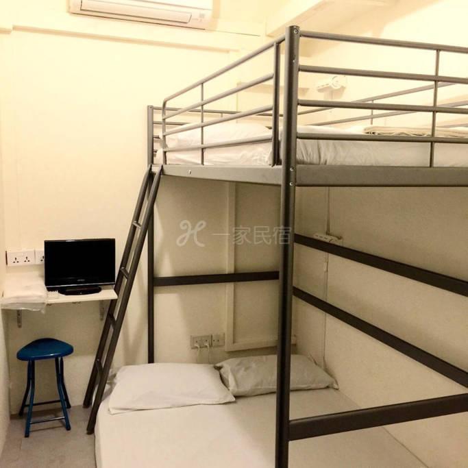 3人间私人房 新加坡