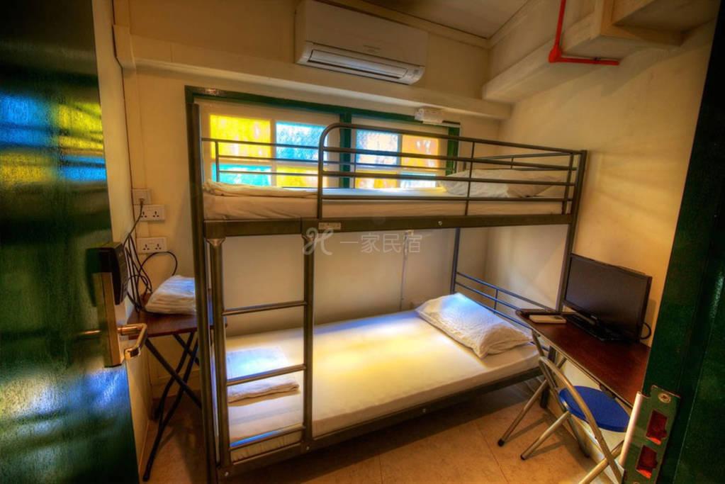 新加坡本旅舍 供一人居住