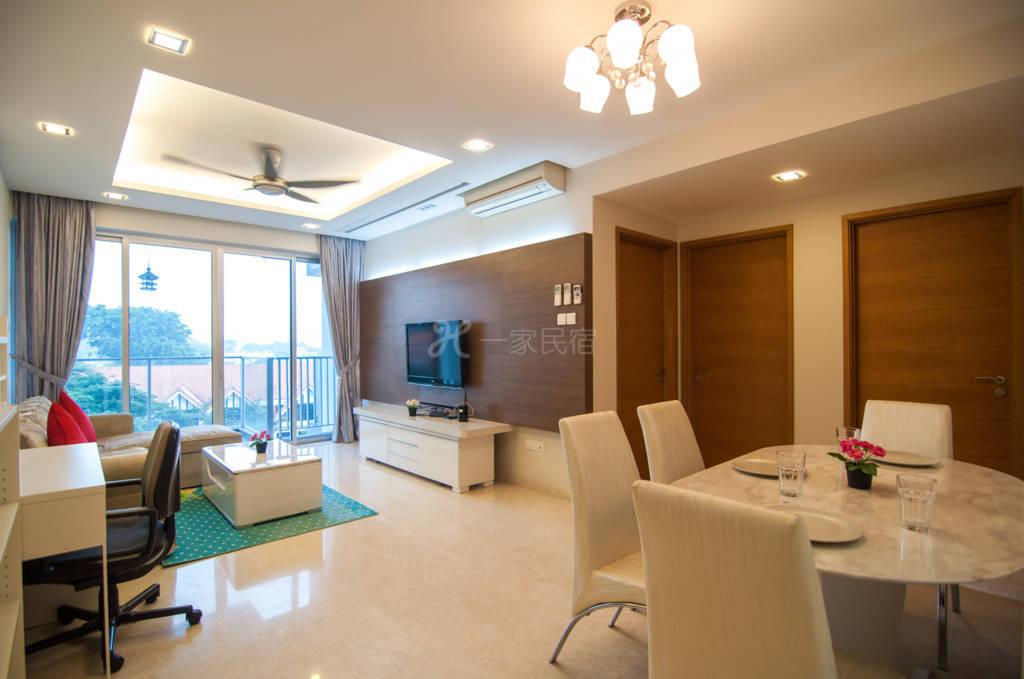 新加坡P金文泰3卧室公寓