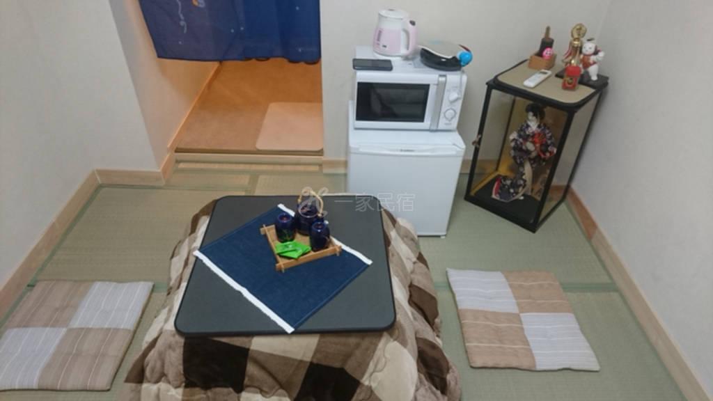 榻榻米日式房间新宿,涉谷只有10几分钟
