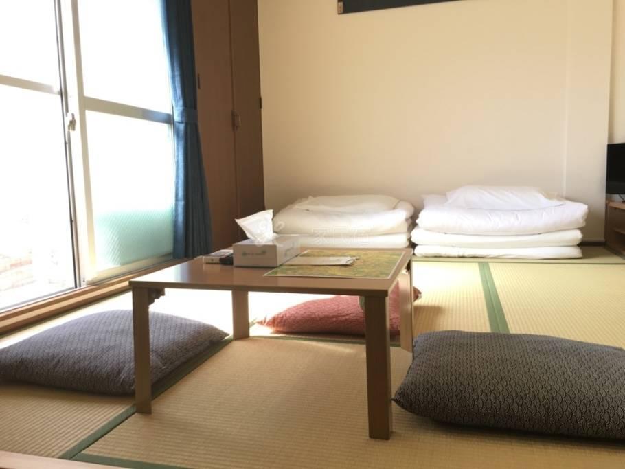 京都褟褟米独立套房地下铁丸太町站五分鐘