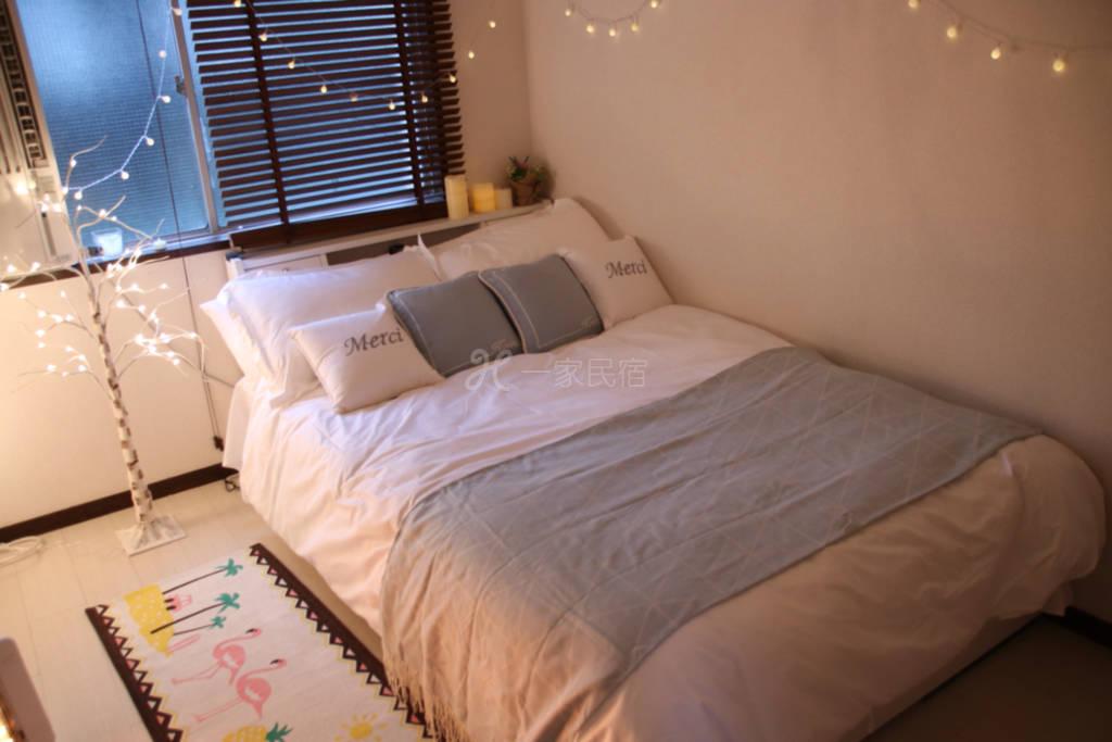 新宿5min/日式现代公寓