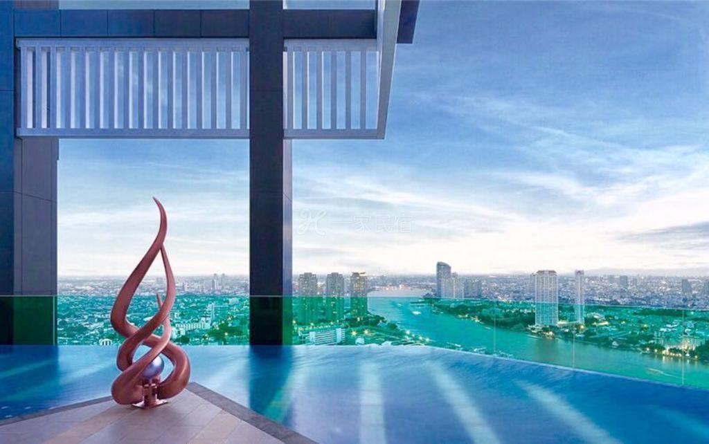 香格里拉酒店旁,新奢美公寓,轻轨300米