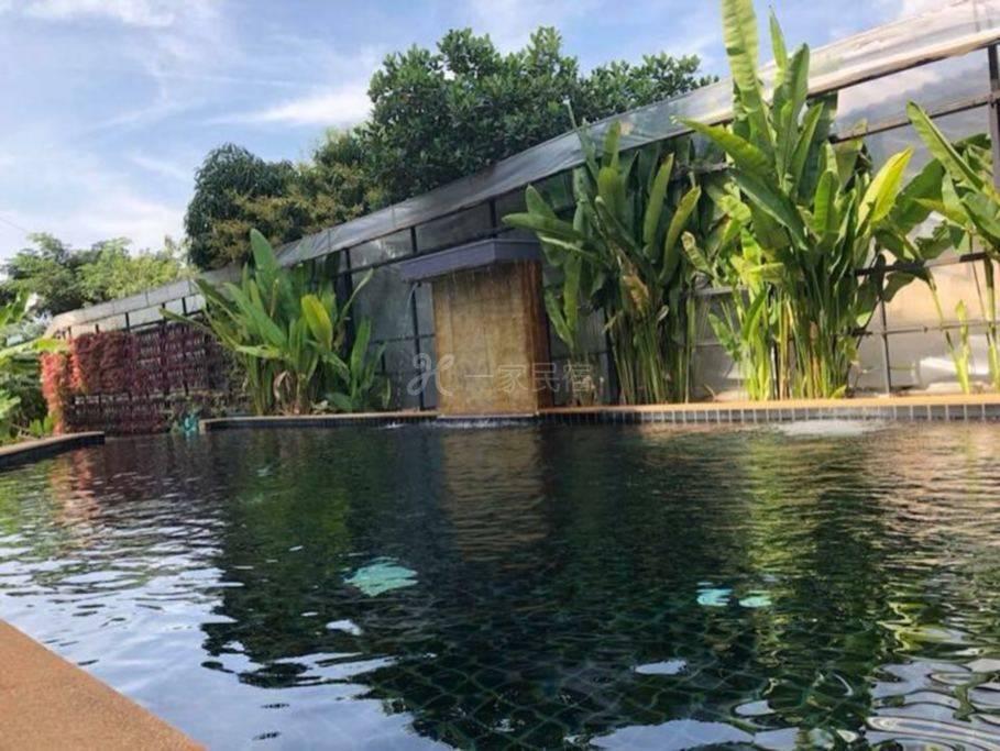 山景泳池新高端公寓,近市区maya