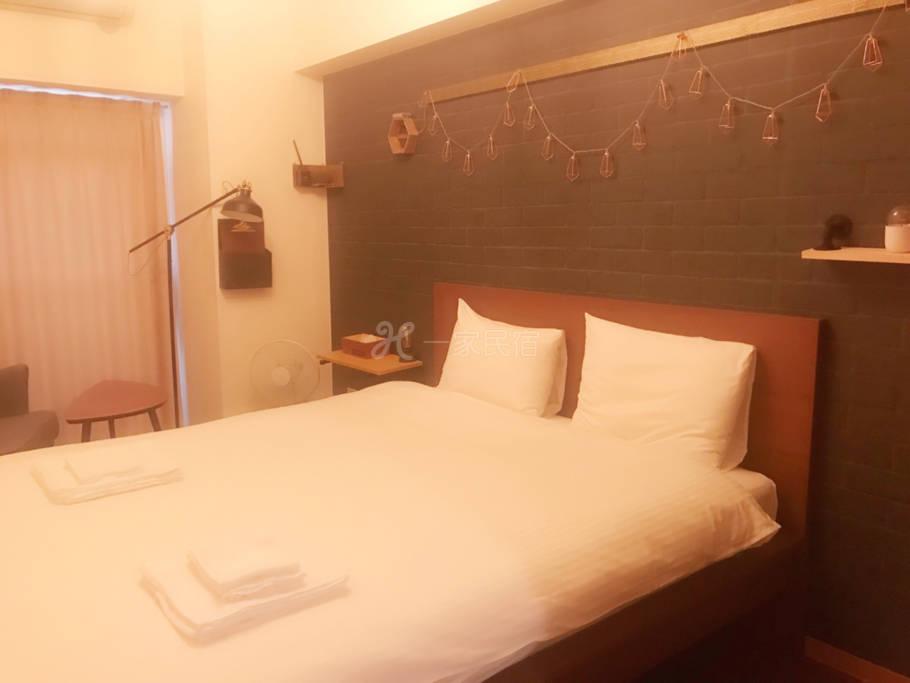 【四条】302温馨舒适的独立房屋,私人浴室