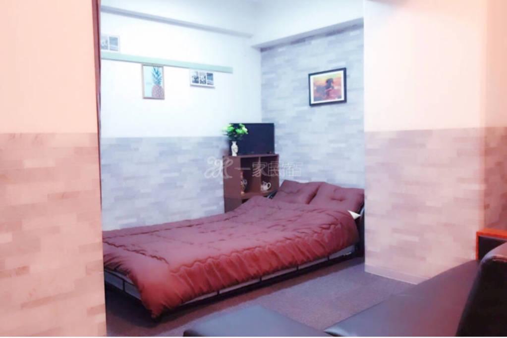 【四条】401温馨舒适的独立房屋,私人浴室