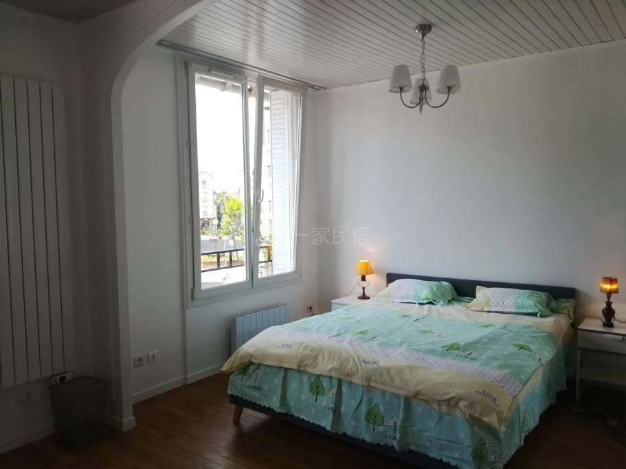 27平方米的一室公寓,巴黎近郊
