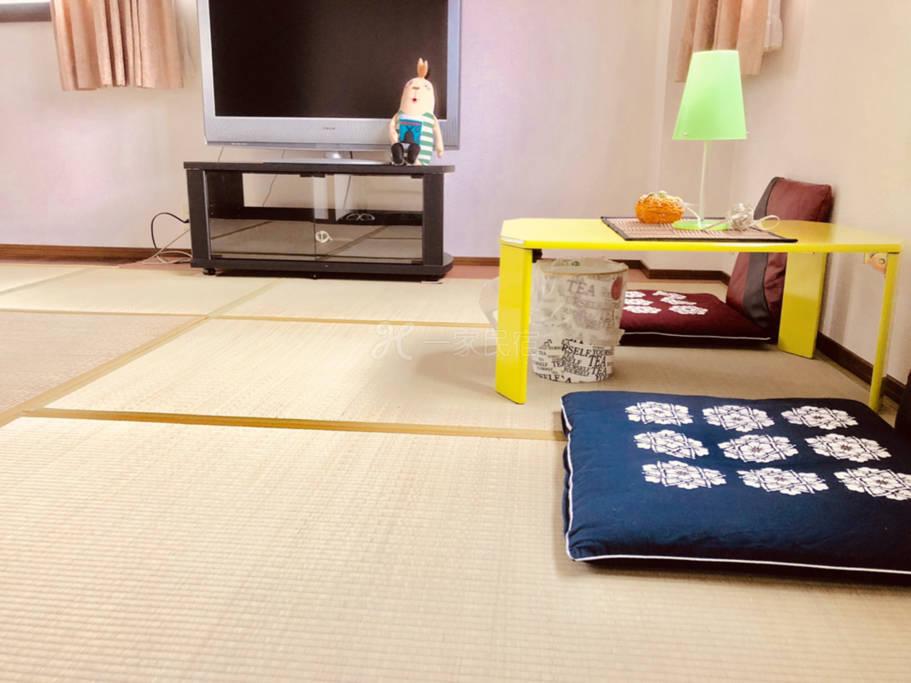 翔龍庵久保家京都站免費接送3b雙床房