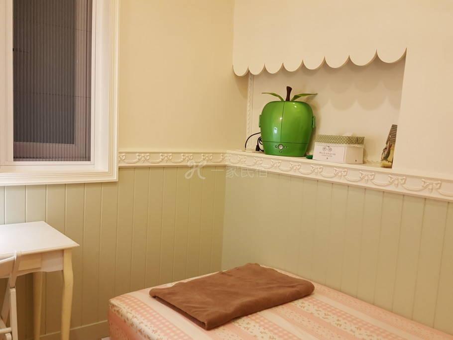 彼得兔的家-单人精緻雅房(共用卫浴)A2