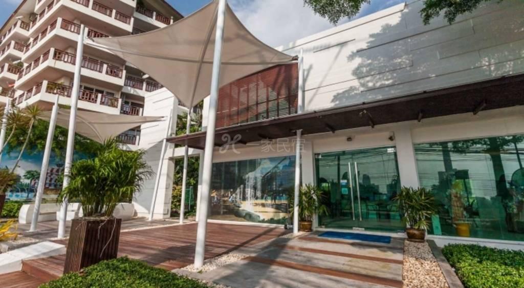 加勒比精装超低价公寓,中天海滩黄金地段