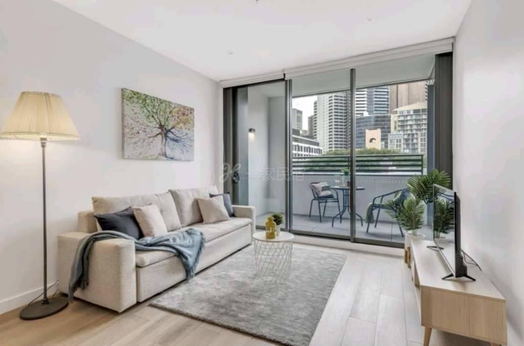 唐人街CBD全新精装豪华公寓黄金地段