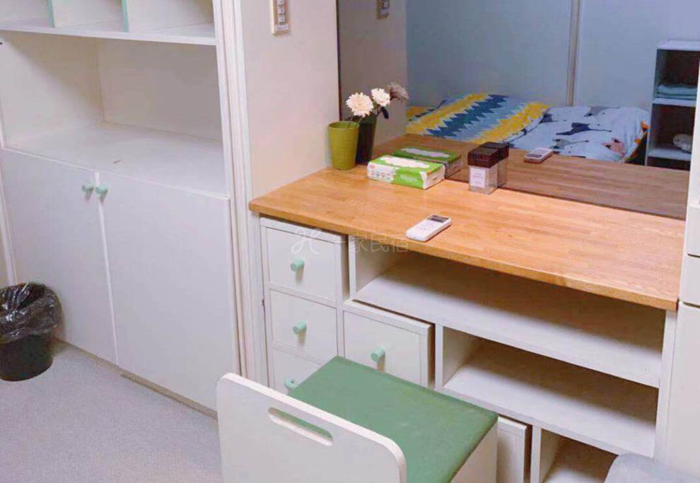 JR线直达新宿10分钟,双人房整套独立空调公寓