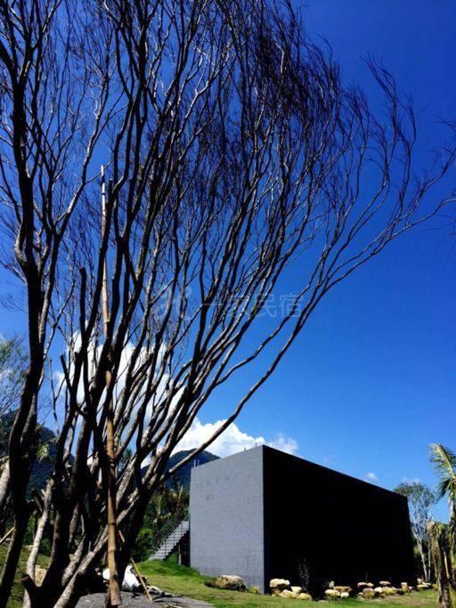 都兰海景山景双人房-附阳台