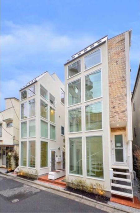 新宿附近 温馨玻璃房 独立单身公寓