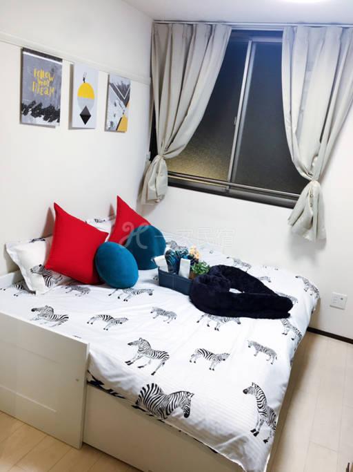 全新套房#东京市中心代代木3分新宿10分