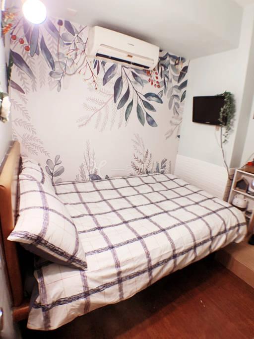 温馨双人大床房(1.2米)