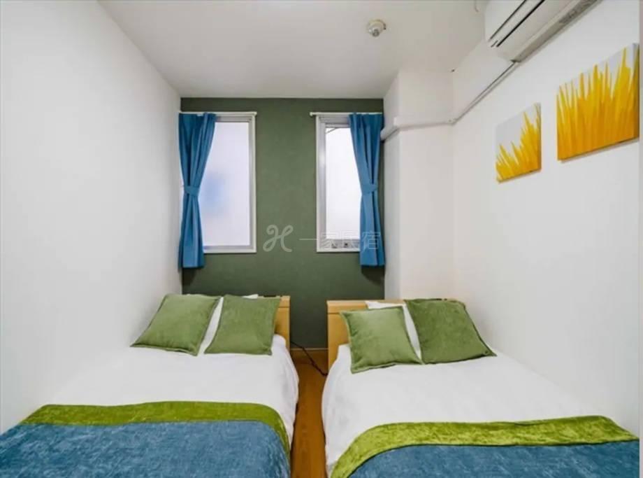 IKIDANE标准双床间47