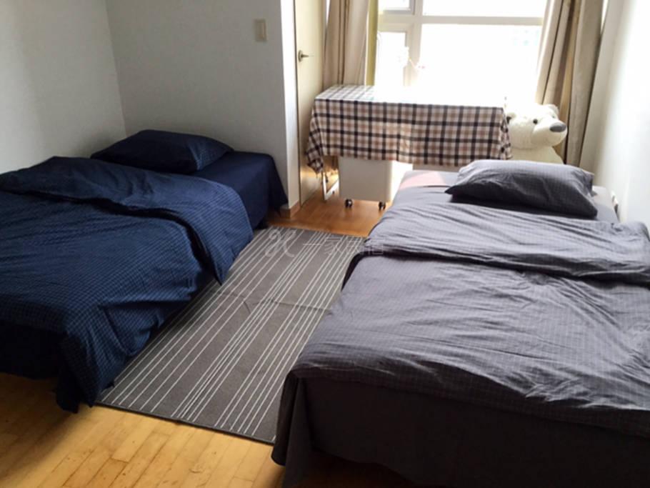 屋里屋外自助公寓(东大门2号线)