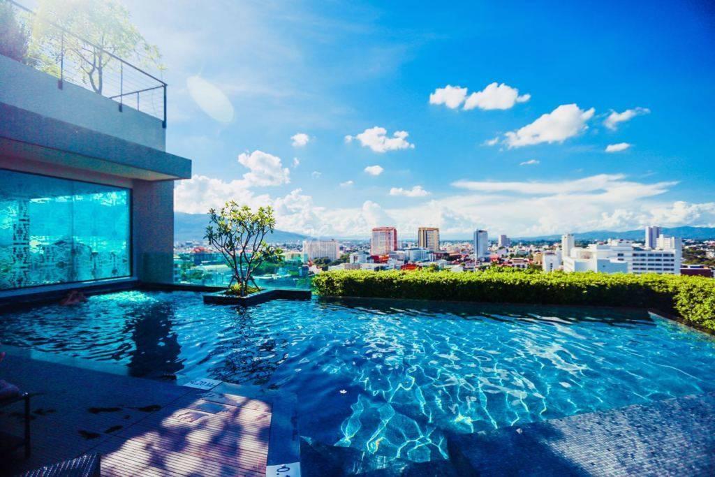 泰国清迈高档酒店式公寓ASTRA