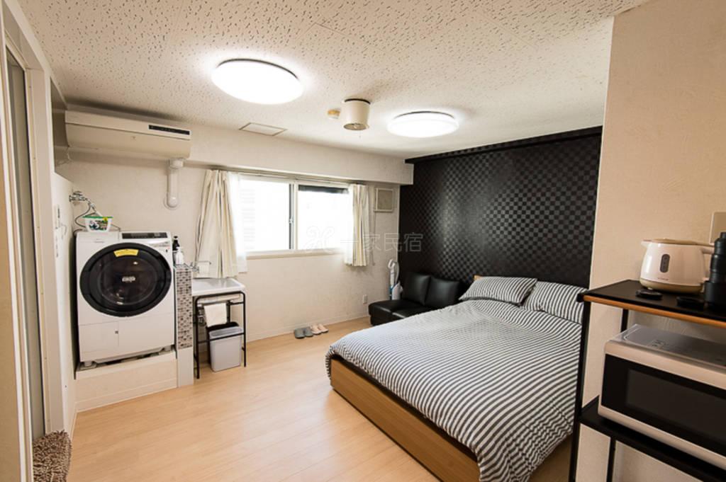 #10新宿中心/带电梯洗衣烘干机房间