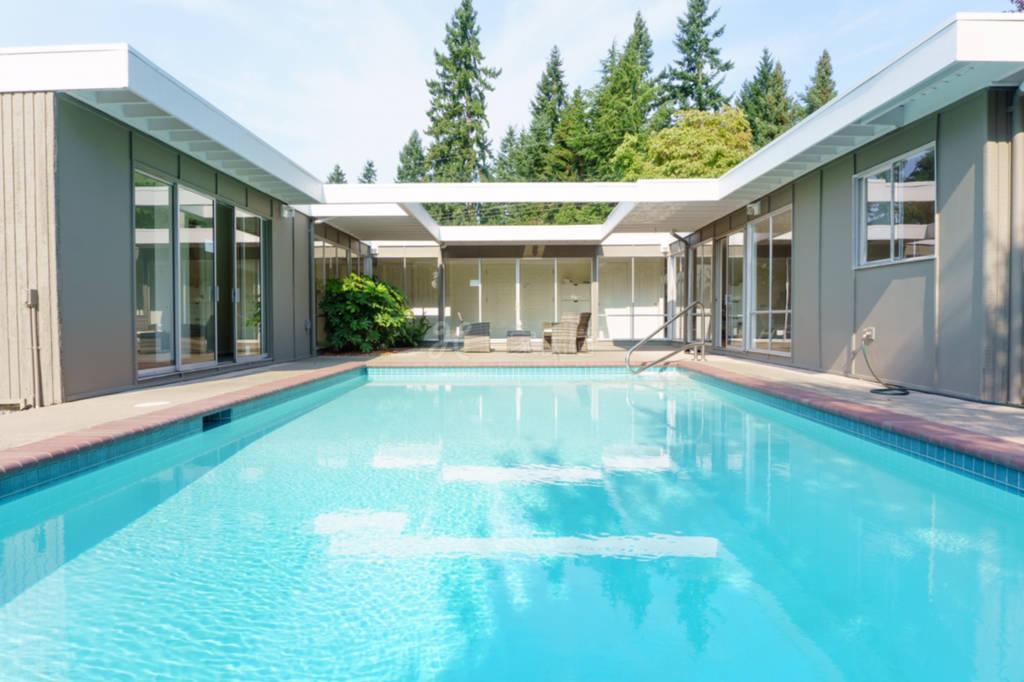 贝尔维尤私人泳池别墅房间
