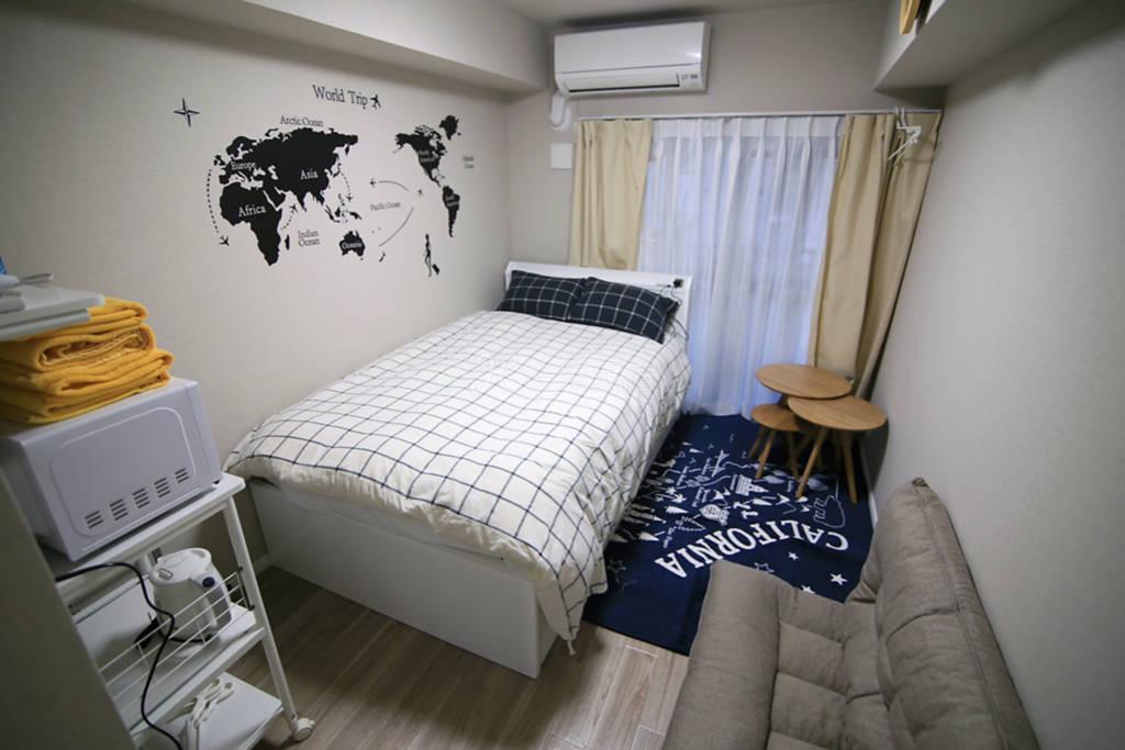 新宿区西新宿樱花街公寓
