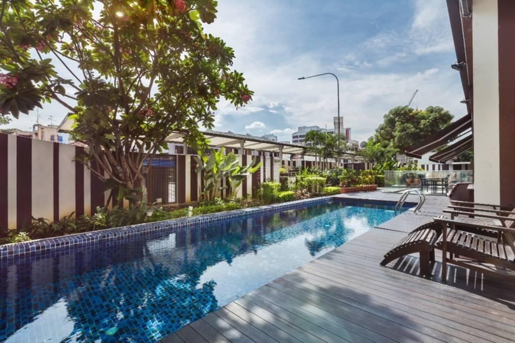 新加坡 CBD区域 整套高端公寓 乌节金沙圣淘沙