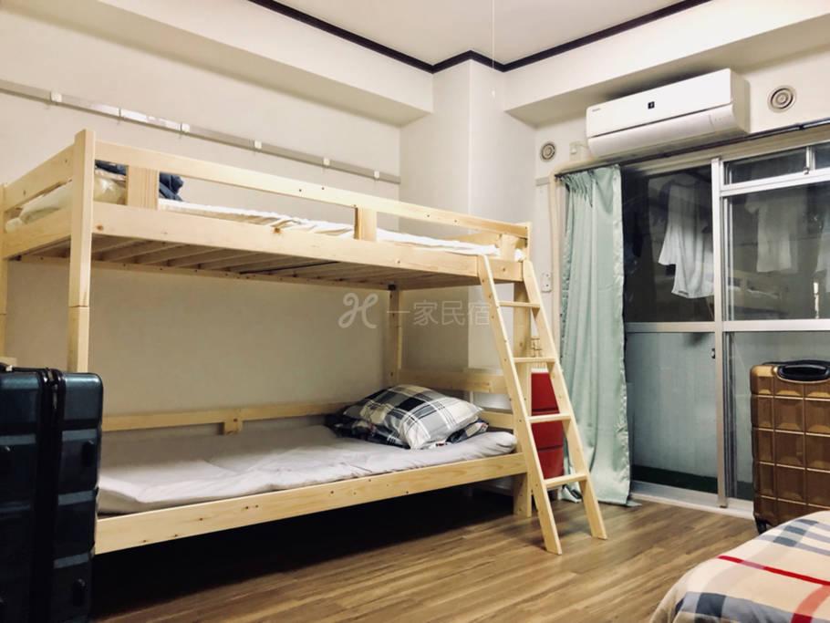 交通生活超便捷、宽敞舒适的房间 距池袋一站