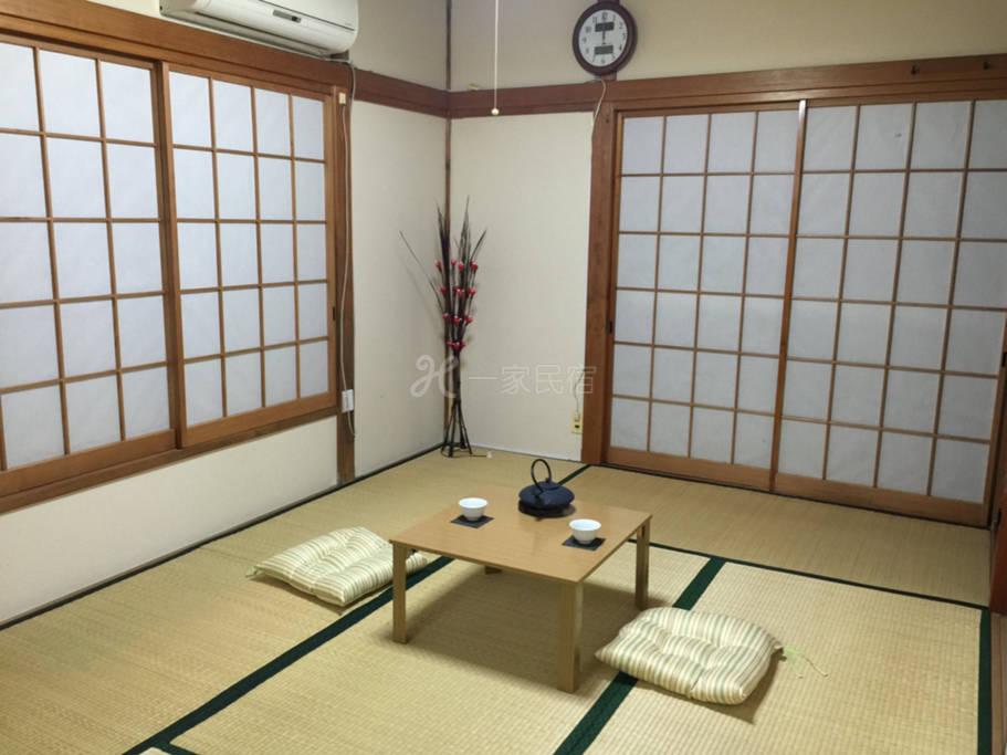 传统日式榻榻米风格