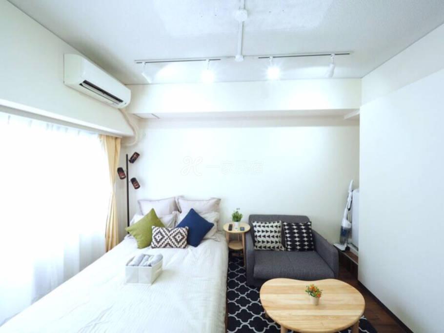 涩谷温馨1k洋室