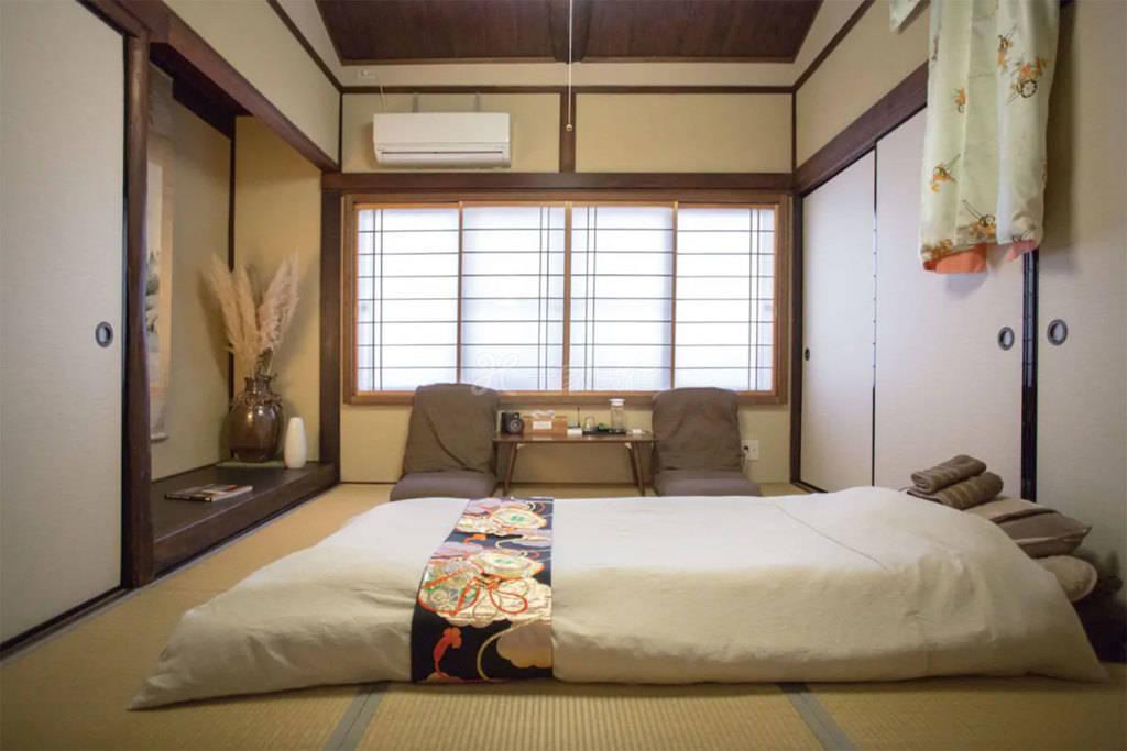 Zen room downtown