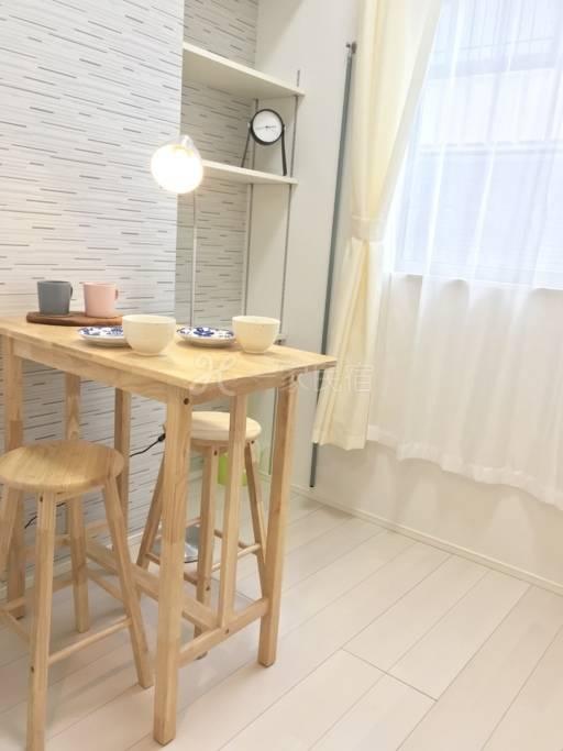 Mini Studio带阁楼,浅草寺晴空塔步行10分钟,最近的地铁站4分钟,东京俩机场都有直达