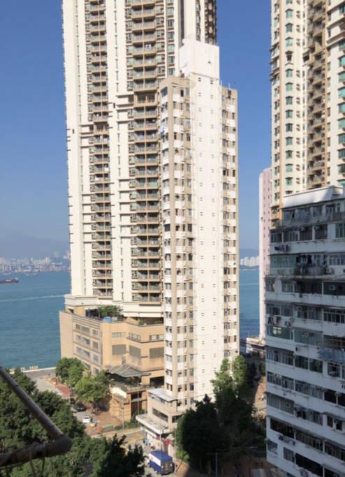 港岛西区舒适海景公寓,交通方便、环境怡人