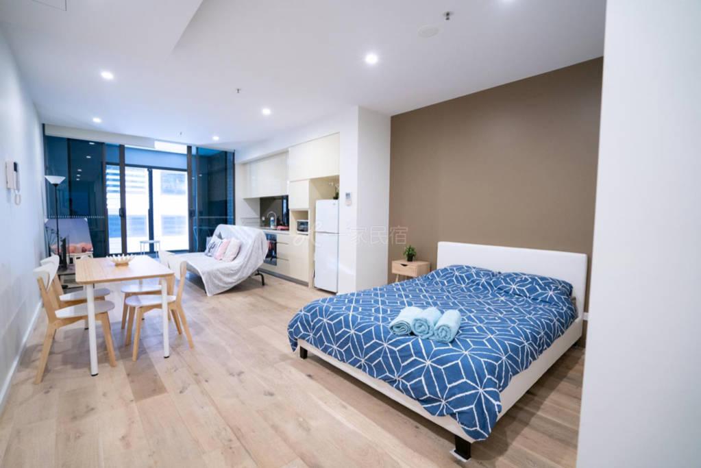 悉尼市中心CBD公寓 黄金地段