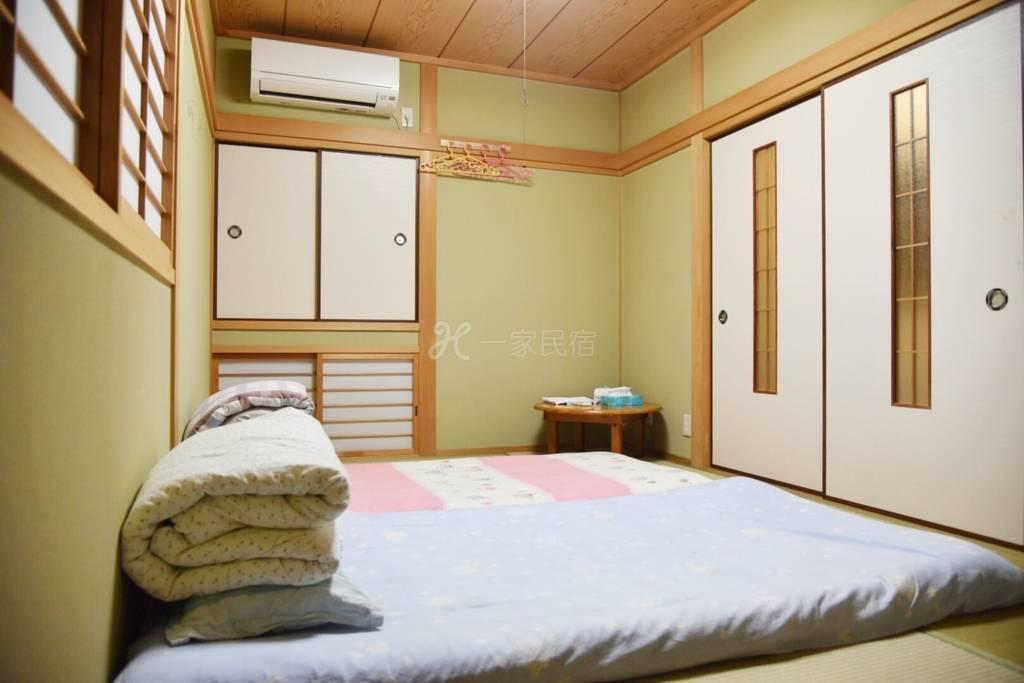 大阪中心地段大客厅日式和风3楼新别墅做合法民宿,距离地铁站3分钟靠近难波日本桥,闹中取静!