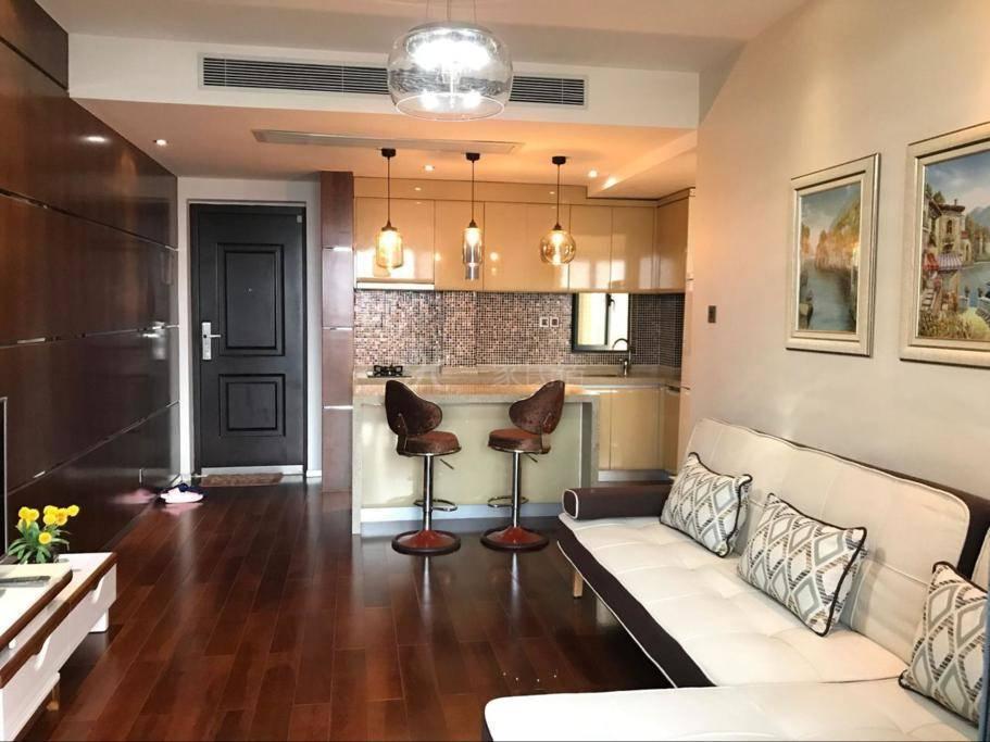 海口合和居度假公寓新城一房一厅套房