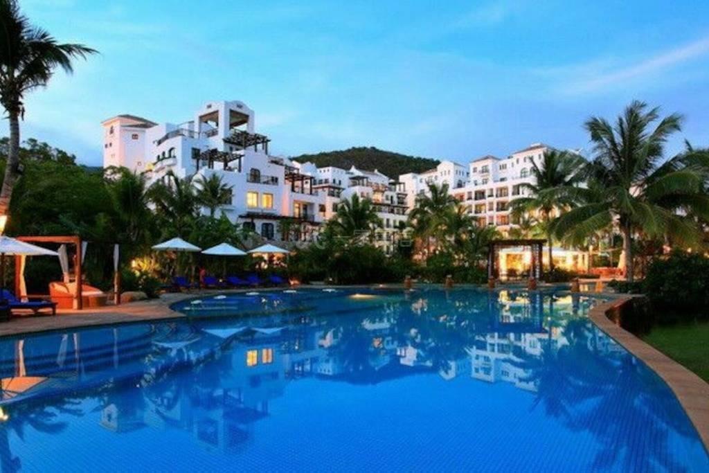三亚亚龙湾度假酒店爱琴海 海南sanyayalong bay
