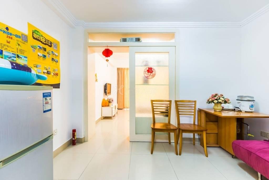 三亚蓝海港湾独立一室一厅温馨套房