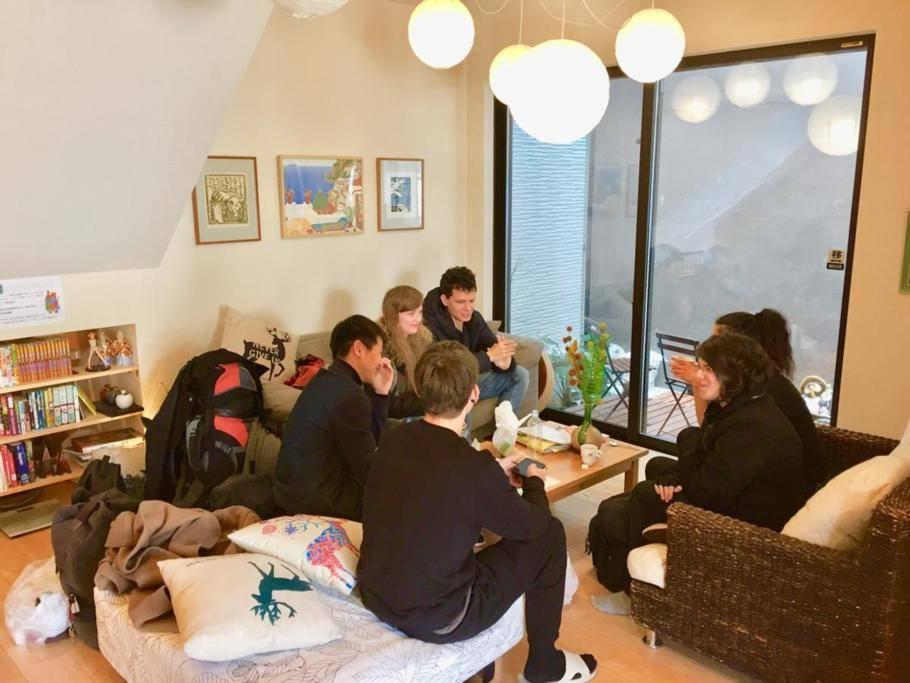 奈良鹿驿青年旅馆 family 4 persons