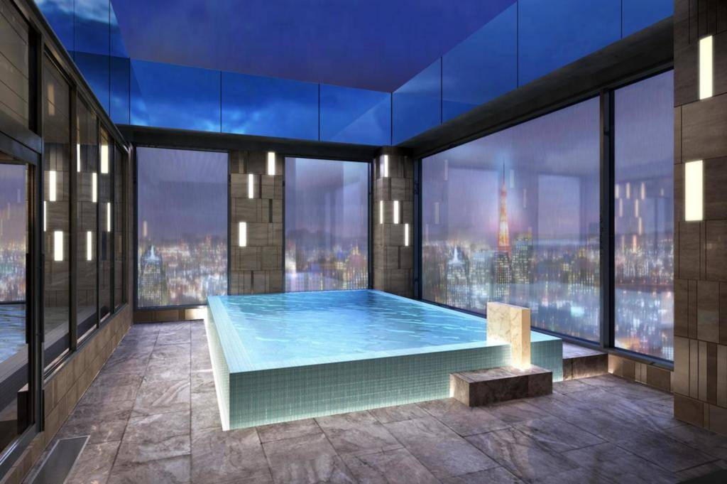 Candeo酒店-东京六本木 executive twin with city view