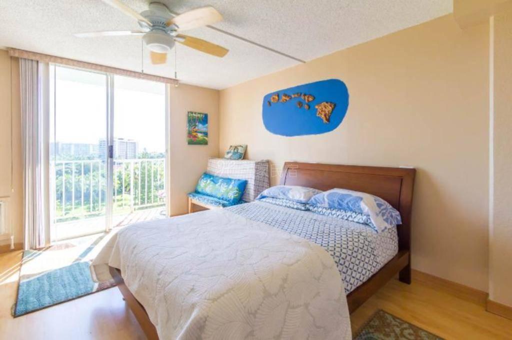 夏威夷度假公寓套房免费WIFI 8楼海景