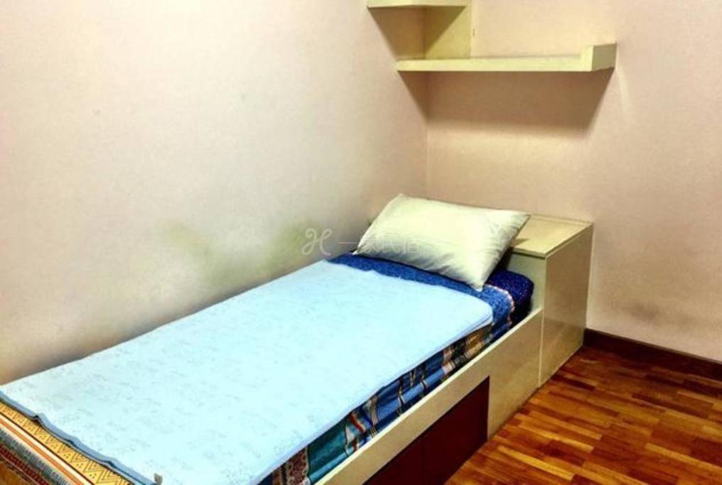 新加坡公用浴室单人房