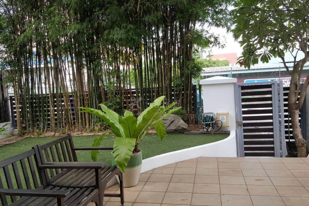 新加坡 温馨家单床间