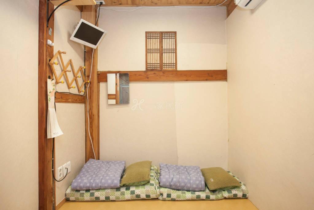 首尔  泡菜韩屋宿舍