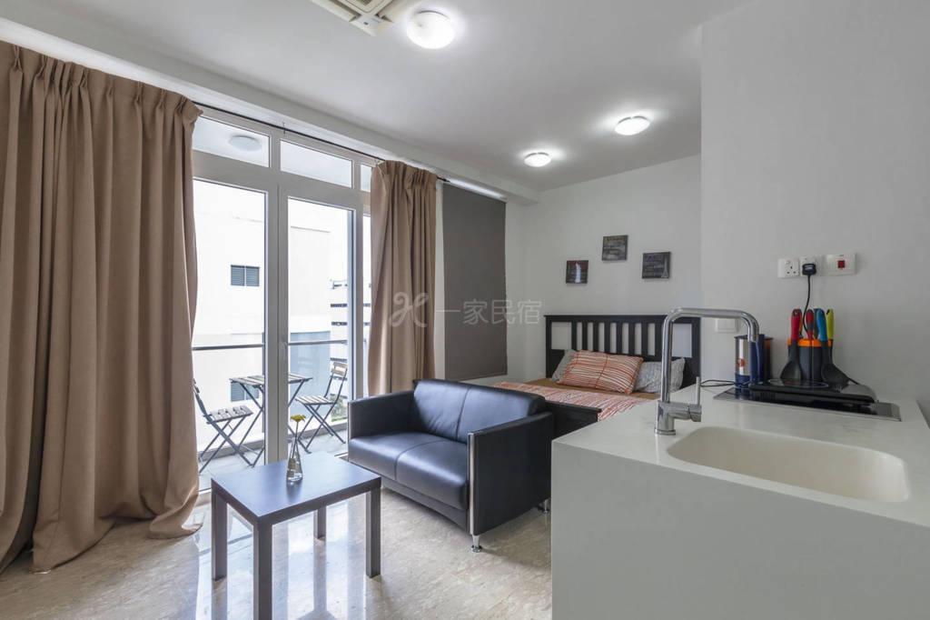 布置精美的公寓SHAW PLAZA